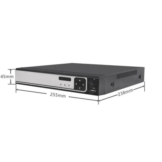 Đầu ghi Camera H.265 / 5 trong 1 hỗ trợ tất cả các chuẩn AHD/CVI/TVI/CVBS/IP (5 IN 1)